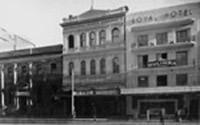 Club Rooms 1930-1965