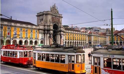 2020 Cultural Visit Lisbon